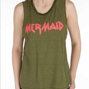 **ON HOLD** BILLABONG DESIGNERS - Mermaid tank, M